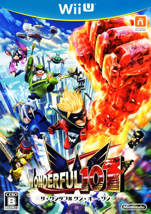 【中古】The Wonderful 101