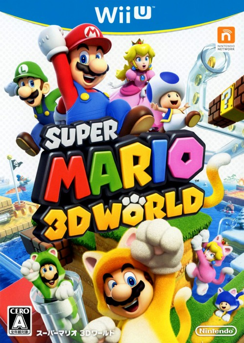 【中古】スーパーマリオ3Dワールド