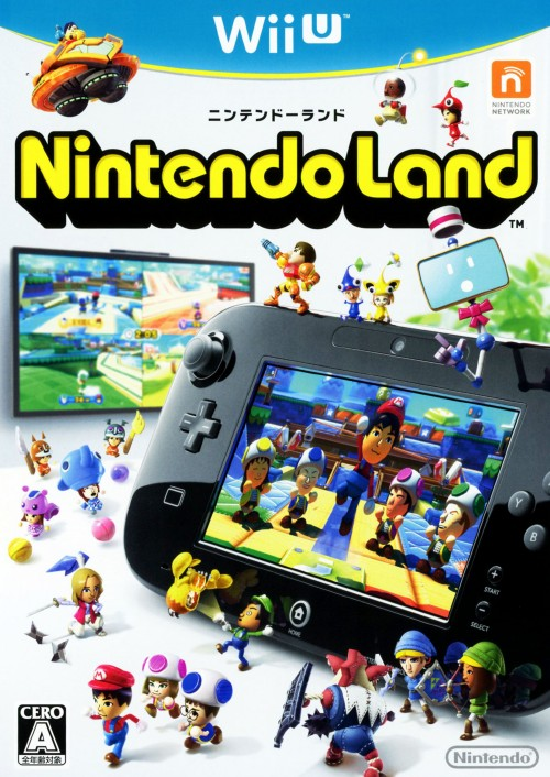 【中古】Nintendo Land