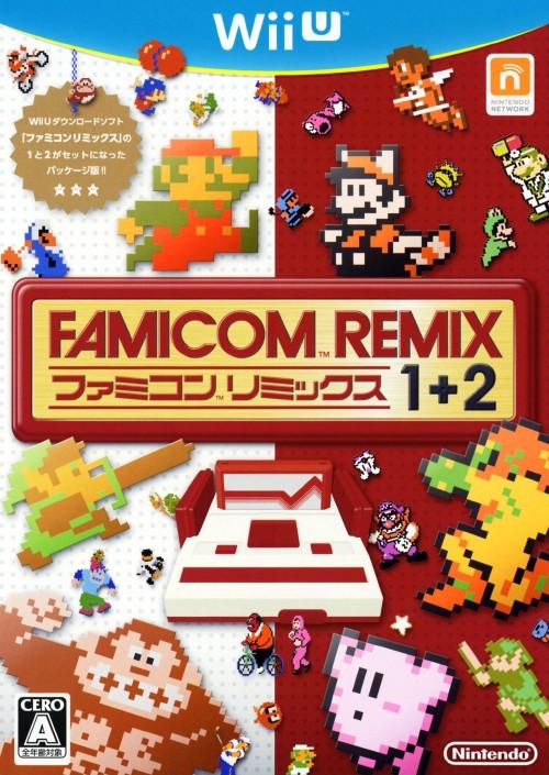 【中古】ファミコンリミックス1+2