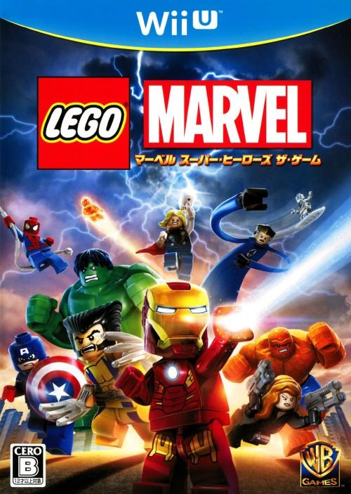 【中古】LEGO(R) マーベル スーパー・ヒーローズ ザ・ゲーム