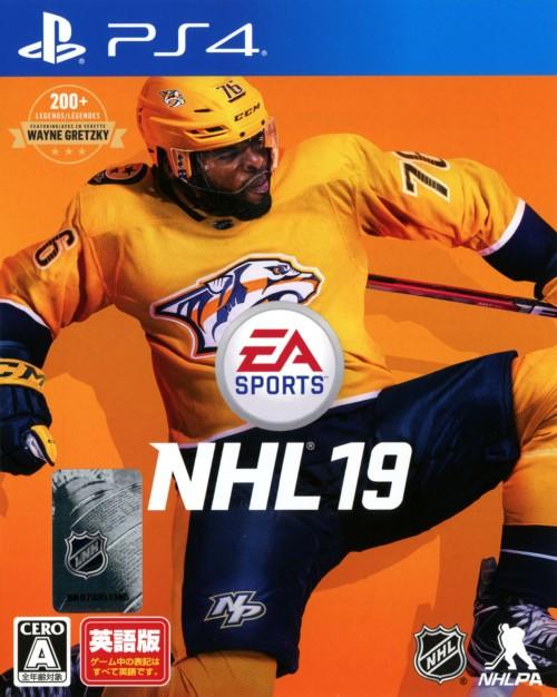 【新品】【ゲオ専売】EA SPORTS NHL 19 (英語版)