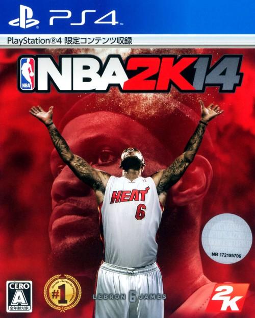 【中古】NBA 2K14