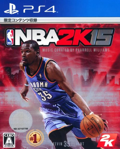 【中古】NBA 2K15
