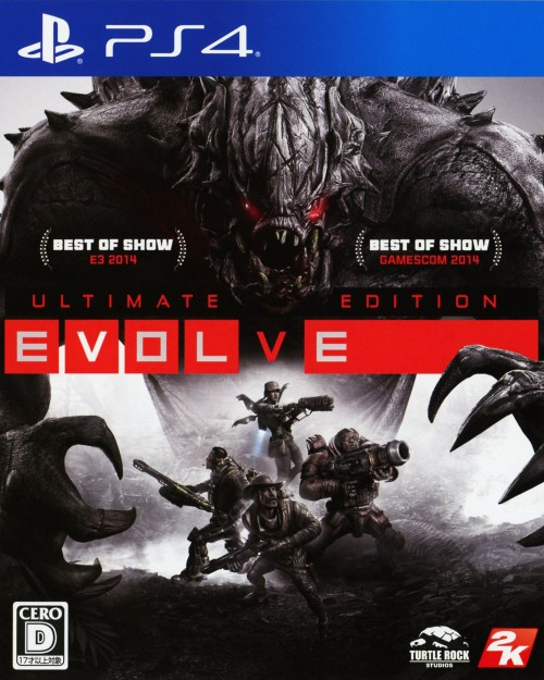 【中古】EVOLVE Ultimate Edition