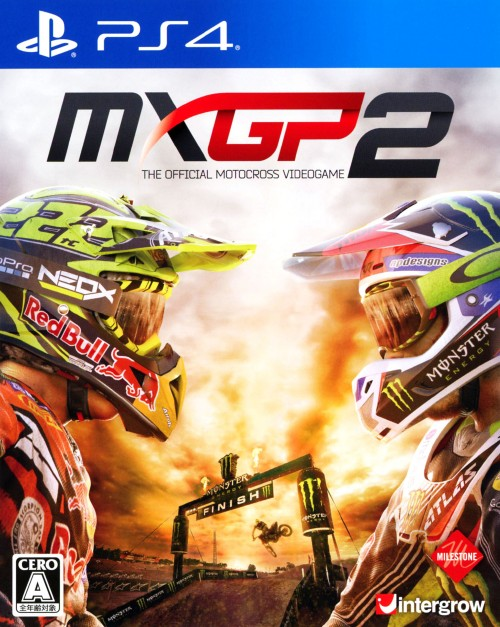 【中古】MXGP2 − The Official Motocross Videogame