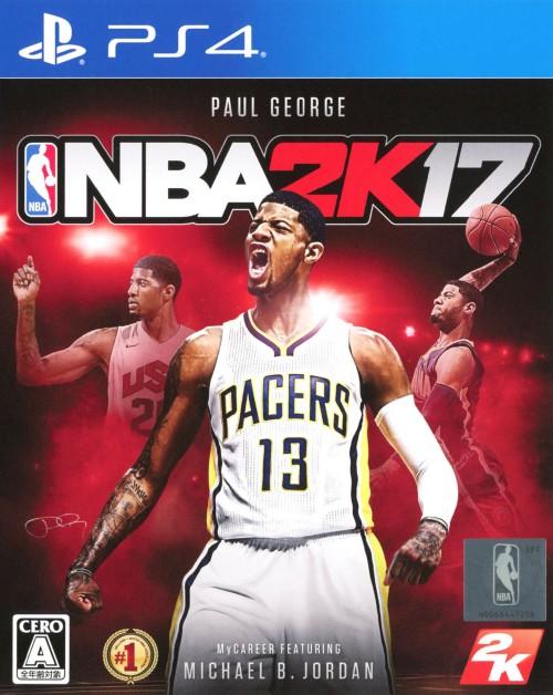 【中古】NBA 2K17