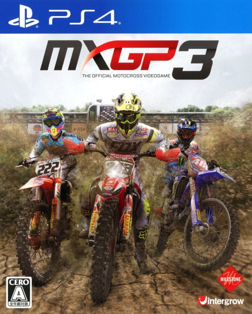 【中古】MXGP3 − The Official Motocross Videogame
