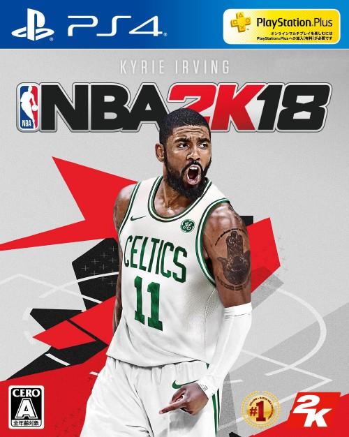 【中古】NBA 2K18
