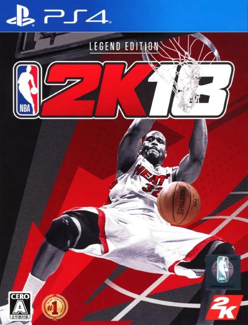 【中古】NBA 2K18 レジェンド エディション (限定版)