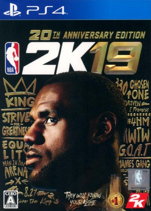 【中古】NBA 2K19 20周年記念エディション (限定版)