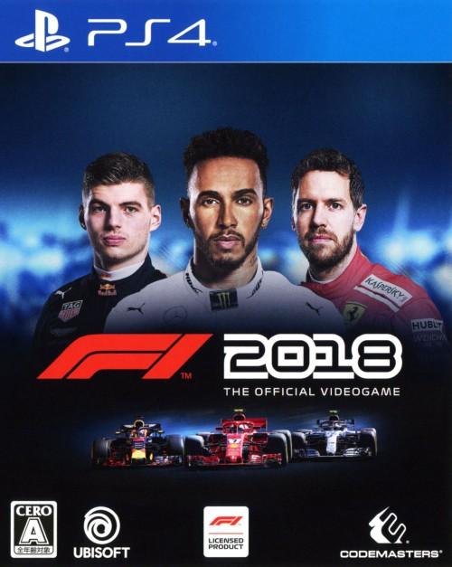 【中古】F1 2018