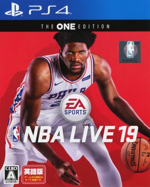 【新品】【ゲオ専売】NBA LIVE 19:THE ONEエディション (英語版)