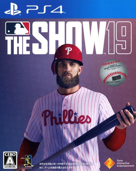 【中古】MLB The Show 19(英語版)