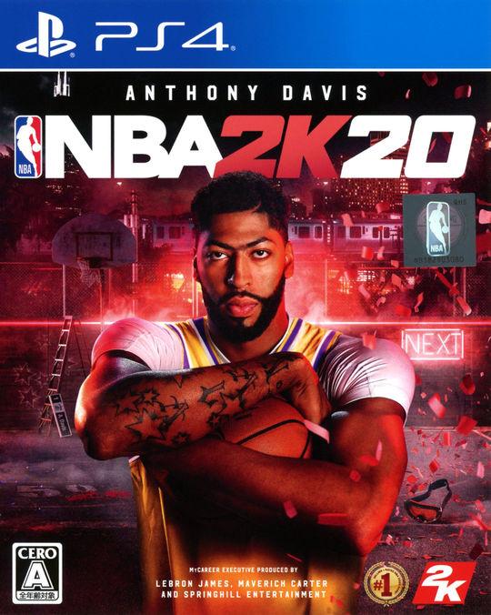 【新品】NBA 2K20