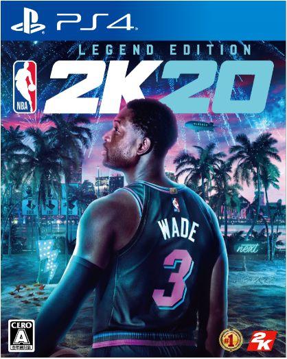 【新品】NBA 2K20 レジェンド・エディション (限定版)