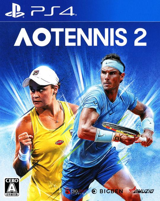 【中古】AOテニス 2