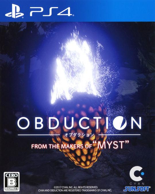 【新品】OBDUCTION