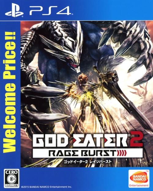 【中古】GOD EATER 2 RAGE BURST Welcome Price!!