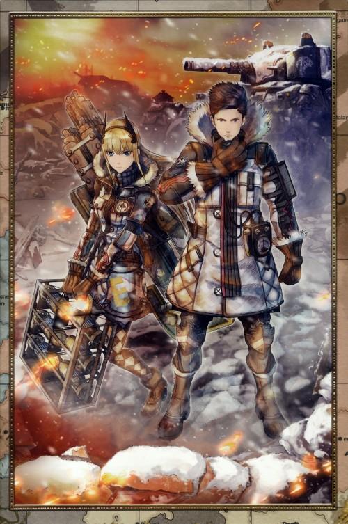 【中古】戦場のヴァルキュリア4 10thアニバーサリー メモリアルパック (限定版)