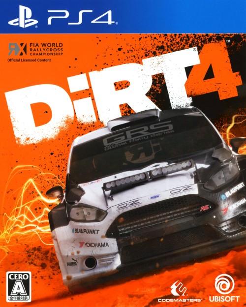 【中古】DiRT4