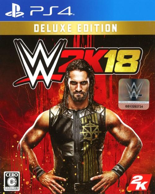 【中古】【ゲオ専売】WWE 2K18 Deluxe Edition (英語版)