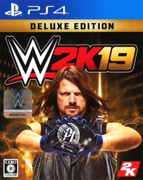 【新品】【ゲオ専売】『WWE 2K19』デラックス・エディション (英語版)