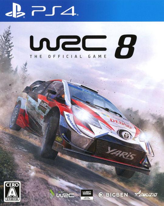 【中古】WRC 8
