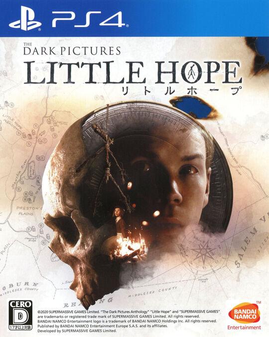 【中古】THE DARK PICTURES LITTLE HOPE(リトル・ホープ)