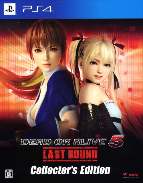 【中古】DEAD OR ALIVE5 Last Round コレクターズエディション (限定版)