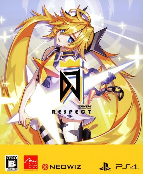 【中古】DJMAX RESPECT Limited Edition (限定版)