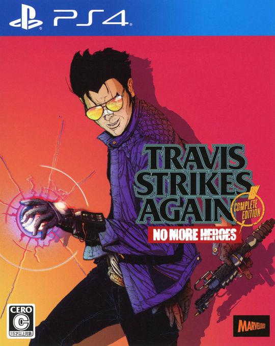 【新品】Travis Strikes Again: No More Heroes Complete Edition