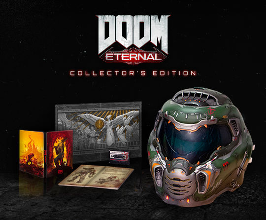 【新品】【18歳以上対象】DOOM Eternal Collector's Edition