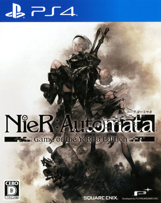 【中古】NieR:Automata Game of the YoRHa Edition