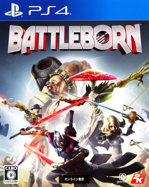 【中古】Battleborn(バトルボーン)