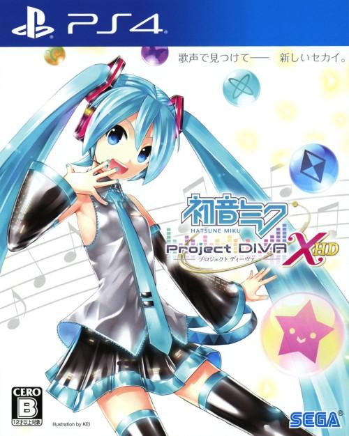 【中古】初音ミク −Project DIVA− X HD