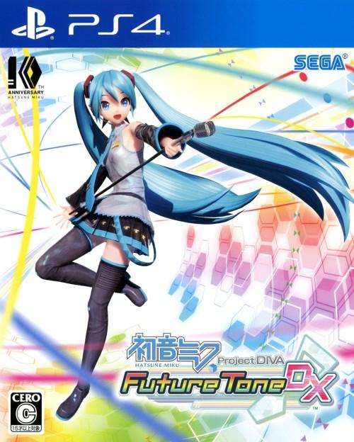 【中古】初音ミク Project DIVA Future Tone DX