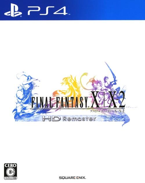 【中古】ファイナルファンタジーX/X−2 HD Remaster