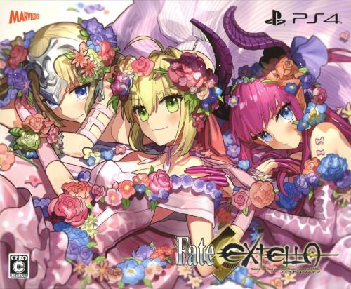 【中古】Fate/EXTELLA REGALIA BOX for PlayStation4 (限定版)