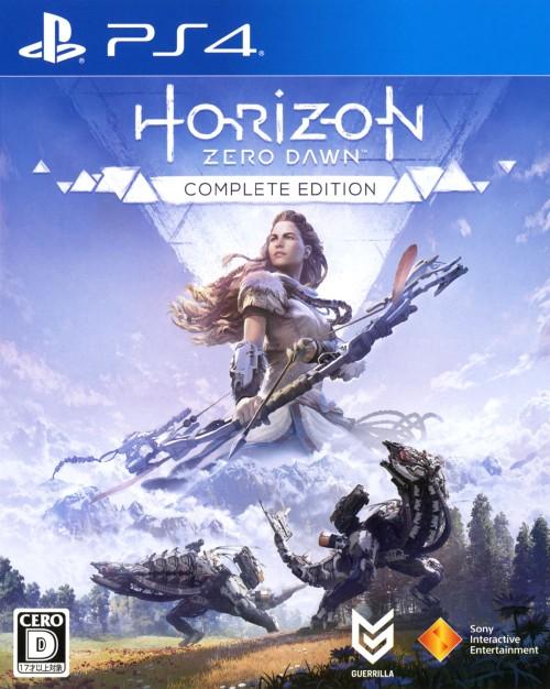 【中古】Horizon Zero Dawn Complete Edition