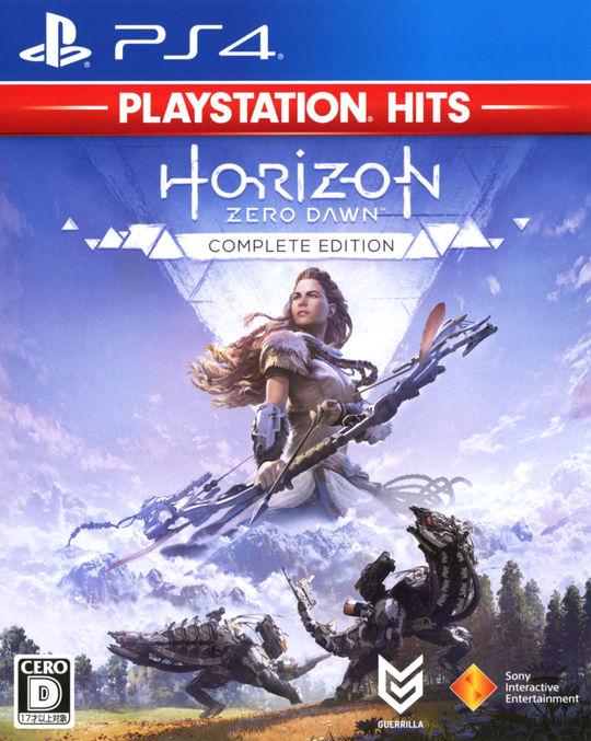 【新品】Horizon Zero Dawn Complete Edition PlayStation Hits