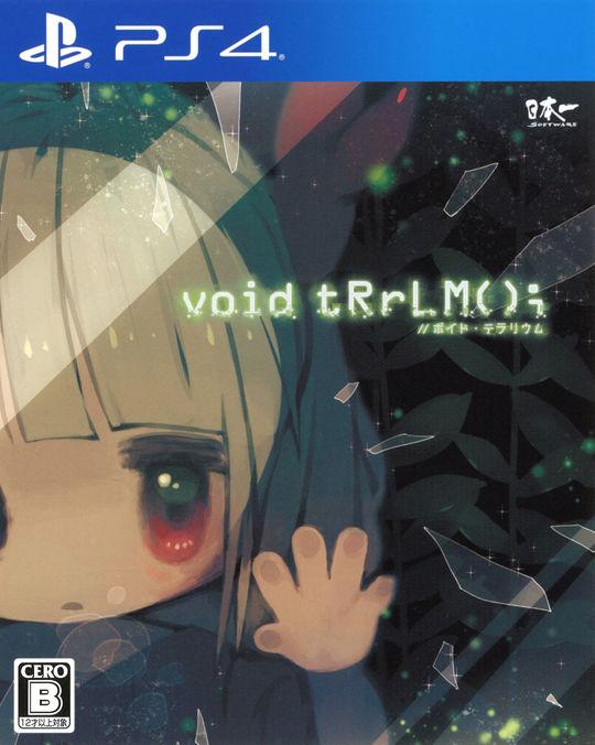 【新品】void tRrLM(); //ボイド・テラリウム