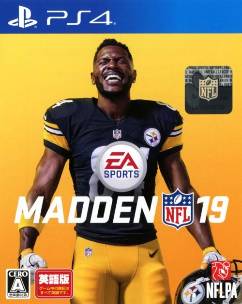 【中古】【ゲオ専売】Madden NFL 19 (英語版)