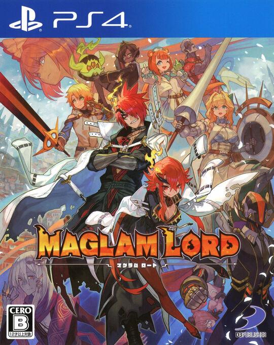 【新品】MAGLAM LORD/マグラムロード