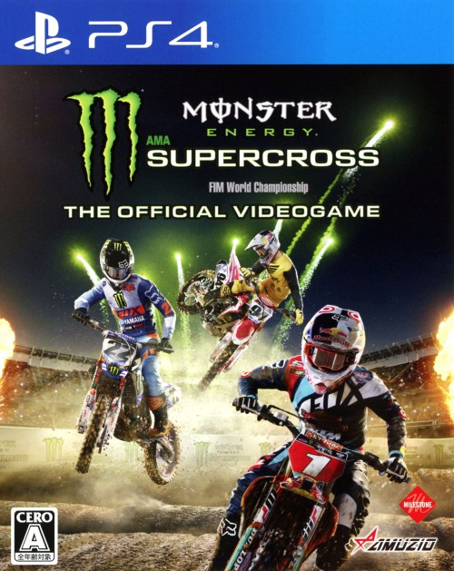 【中古】Monster Energy Supercross − The Official Videogame