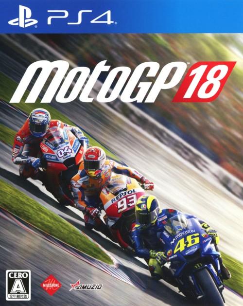 【新品】MotoGP 18