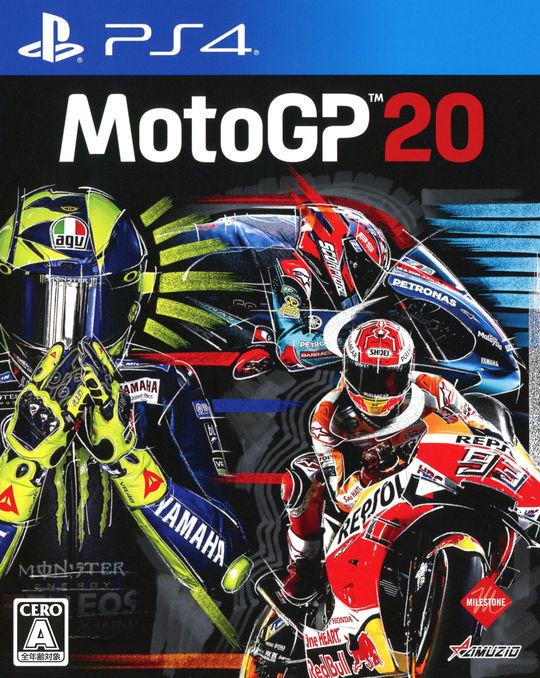【新品】MotoGP 20