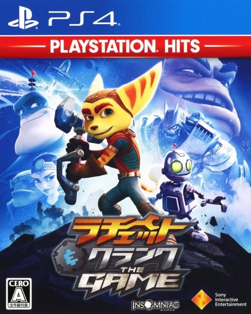 【中古】ラチェット&クランク THE GAME PlayStation Hits