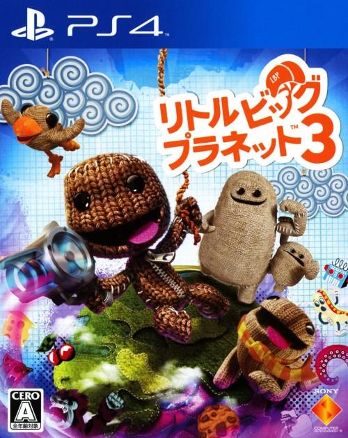 【中古】リトルビッグプラネット3