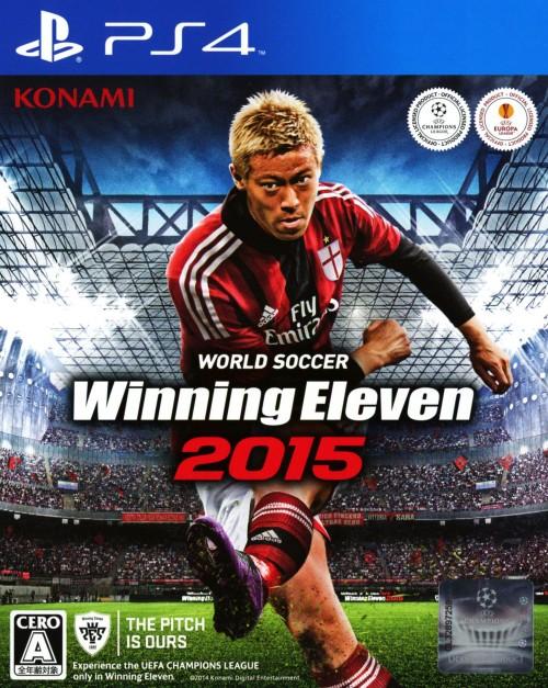 【中古】ワールドサッカーウイニングイレブン2015